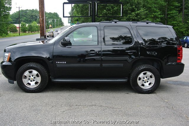 2013 Chevrolet Tahoe LT 4WD 6-Speed Automatic