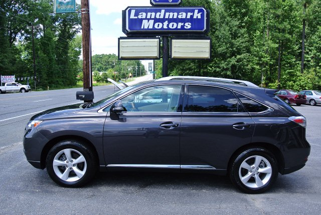 2010 Lexus RX 350 AWD 5-Speed Automatic